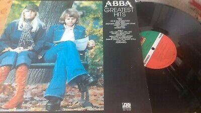 1976 ABBA Greatest Hits Gatefold LP Atlantic SD 18189 1st Pressing! LP