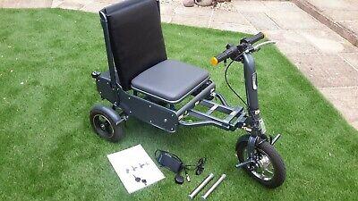 eFoldi Mobility Scooter.