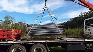 Hiab Crane Table Top Truck & Driver Morisset Lake Macquarie Area Preview