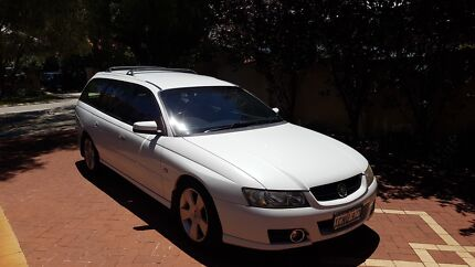 2007 Holden Commodore SVZ (Special Edition)