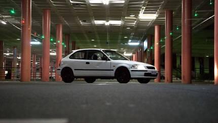 1998 Honda Civic Gli EK Canberra City North Canberra Preview