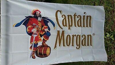 Captain Morgan Flag/Banner 3'x5' New