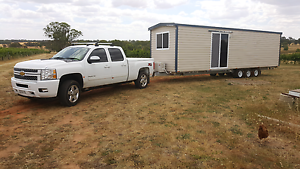 Hire Mobile Granny Flat Portable Cabin Caravan Campbelltown Campbelltown Area Preview
