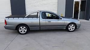 2002 Ford Falcon Ute Coolaroo Hume Area Preview