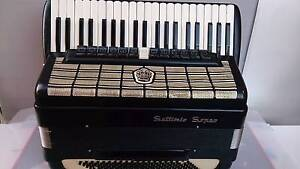 PIANO ACCORDION SETTIMIO SOPRANI 120 BASS Epping Whittlesea Area Preview