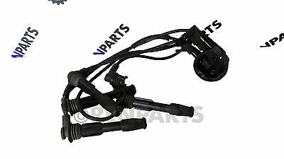 Renault Clio I Valver 1.8 16v 1994-1998 Ignition Coil HT Leads + Pencil Pack