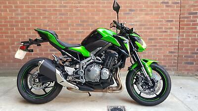 Kawasaki Z900 2017 ABS model