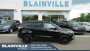 Ford Escape 2017 SE AWD, 2 L ECOBOOST, TOIT PANO, NAVI, ATTELAGE