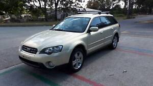 2005 SUBARU OUTBACK WAGON Southport Gold Coast City Preview