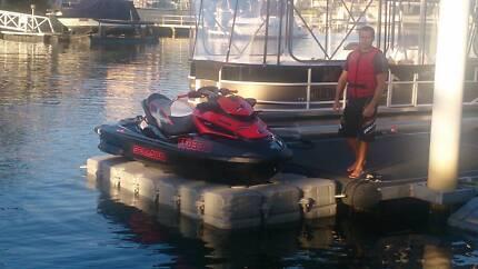 FloatBricks Jet Ski Docks - from $1,900