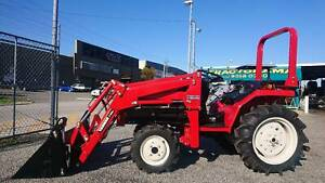 YANMAR 2 X 20HP AND 1 X45HP TRACTOR/FEL Welshpool Canning Area Preview