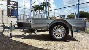 6x4 Galvinised trailer 1 left Aussie made more sizes Berserker Rockhampton City Preview