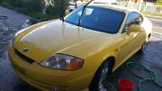 Selling Hyundai Tiburon Blacktown Blacktown Area Preview