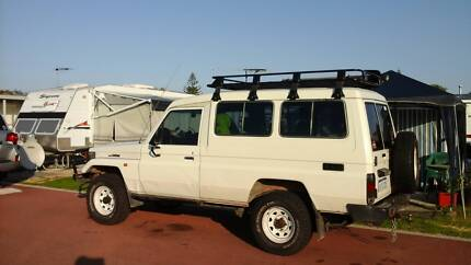 Toyota LandCruiser  troopy 2001 East Rockingham Rockingham Area Preview