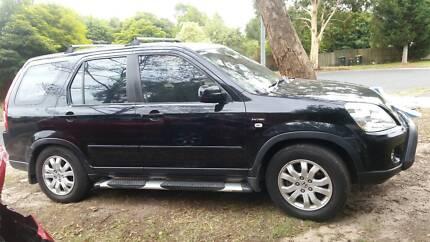 2005 Honda CRV Wagon SPORT Elwood Port Phillip Preview