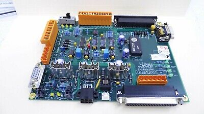 Malvern Instruments Pcb0274 Insitec 2000 Interface Pcb Card