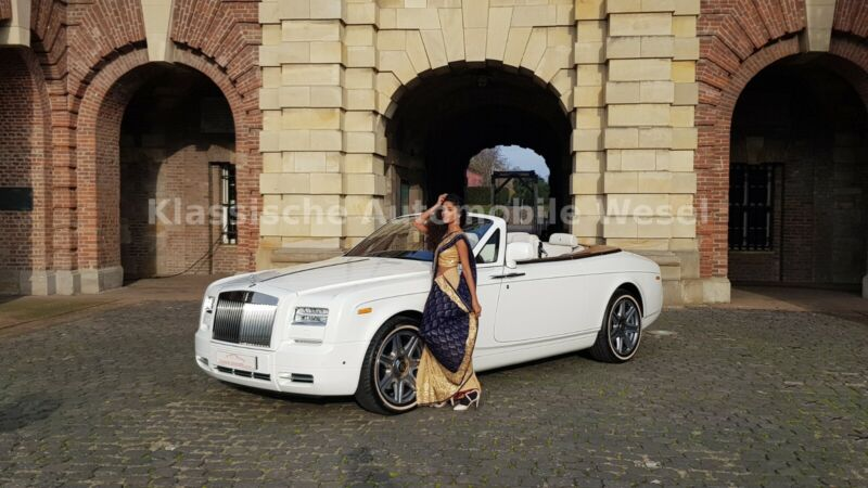 Rolls-Royce Phantom Drophead Coupé/1. Hd/UPE 505tEUR