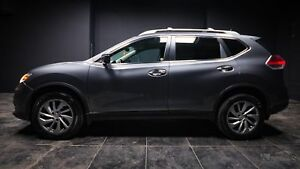 2014 Nissan Rogue SL LEATHER! MOON ROOF! PUSH TO START! BACK...