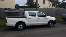 2011 Toyota Hilux Ute Workmate Cairns Cairns City Preview