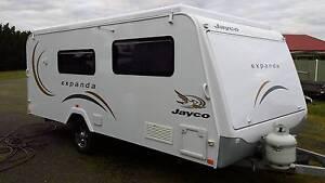 2010 Jayco Expanda 16.49-2HL Family Bunk van Gisborne Macedon Ranges Preview