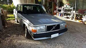1989 Volvo 240GL Sedan Tooborac Mitchell Area Preview