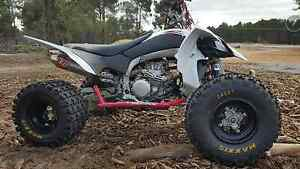 2011 Yamaha YZF 450 Quad The Vines Swan Area Preview