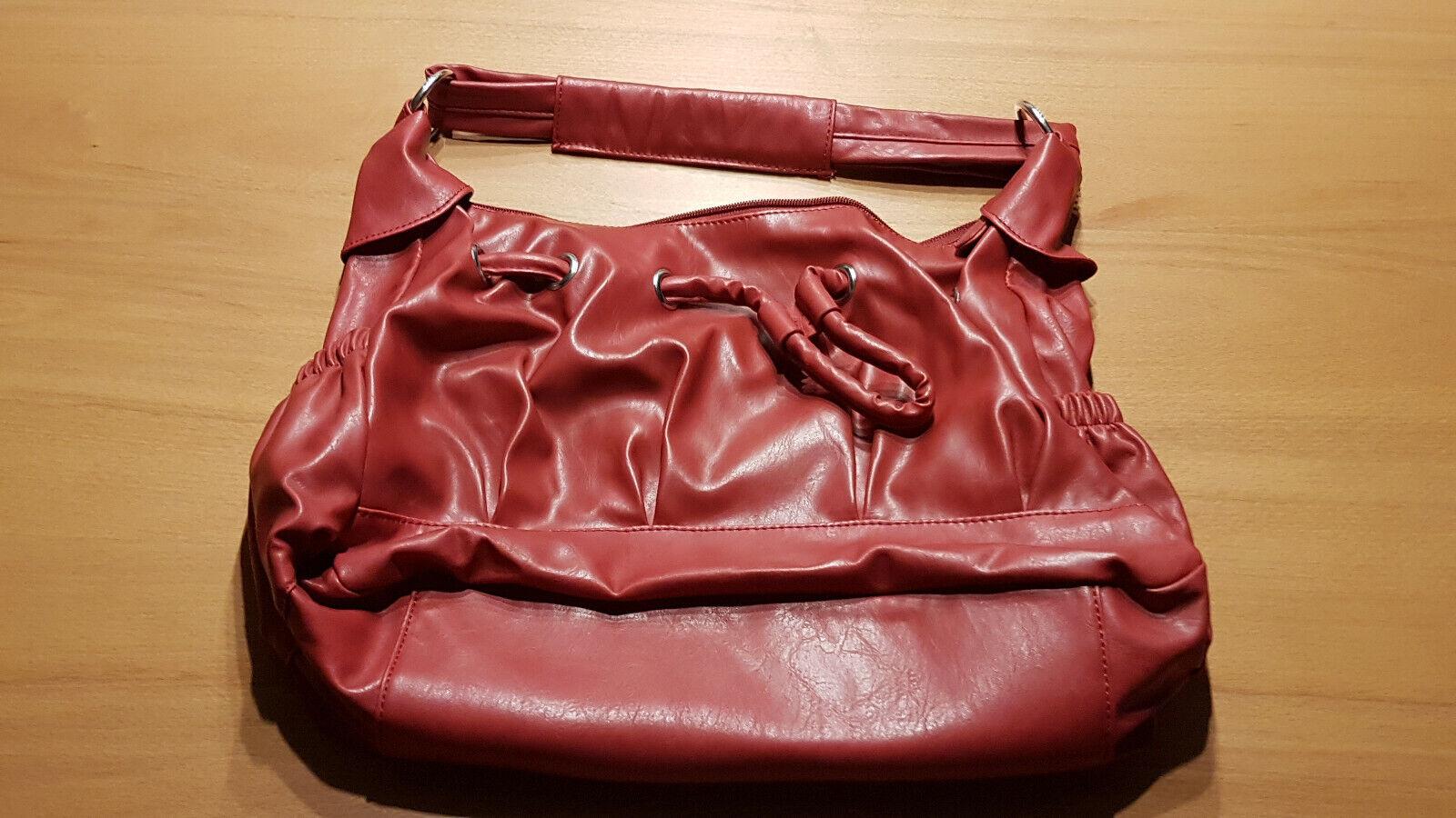 abbf727a1ba46 Handtaschen Leder Rot Test Vergleich +++ Handtaschen Leder Rot ...