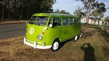 1974 VW Split Screen 15 Window Microbus Kombi Volkswagen Bus Indooroopilly Brisbane South West Preview