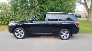 2008 Toyota Highlander SPORT 4WD LEATHER ROOF LOADED CERTIFIED $