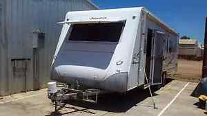 25ft Jayco Sterling Caravan Port Denison Irwin Area Preview