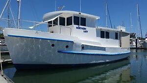 Northern Lady: Spacious live-aboard Motor Cruiser Trinity Park Cairns Area Preview