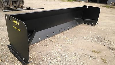 Linville 12ft Snow Pusher Lifetime Warranty Made Usa Local Pickup