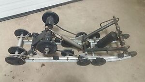Skidoo ZX Chassis Rear Suspension 121""