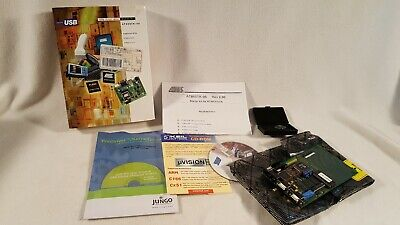 Atmel At895tk-05 Usb Flash Mcu Starter Kit At89c5130a At89c5131a