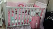 Cocalo Butterfly Six Piece Crib Set Peakhurst Heights Hurstville Area Preview