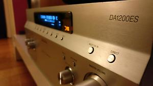 Good working condition Sony DA1200ES amplifier with remote contro Mount Waverley Monash Area Preview