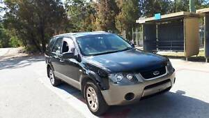 2005 FORD TERRITORY TX 7 SEATER AUTO WAGON Southport Gold Coast City Preview