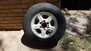 wheels and tyres suit Holden Jackaroo Lismore Heights Lismore Area Preview