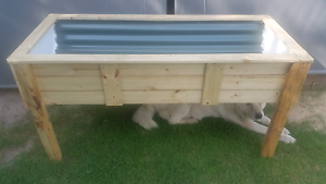 Raised garden beds 1500 long 750high 700wide Stafford Heights Brisbane North West Preview
