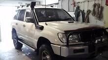 1998 Toyota LandCruiser Wagon South Kempsey Kempsey Area Preview