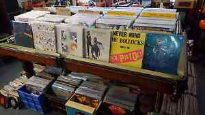 VINYL RECORD COLLECTION. New stock!! Hallett Cove Marion Area Preview