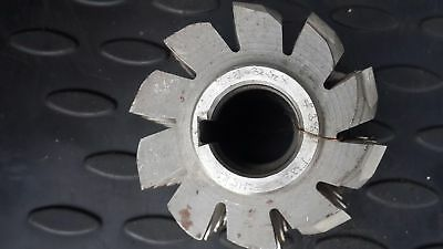 Rectangle Spline Shaft Hob 62.632 Hss Ussr Parallel Spline Side Hob
