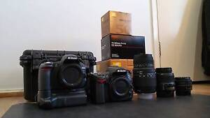 Nikon D7000 D3100 Bundle Pack with Lenses Berwick Casey Area Preview