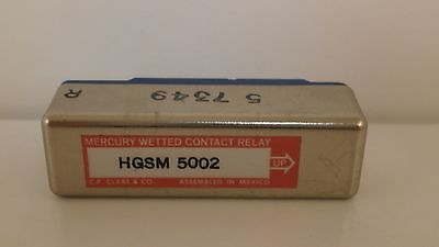 Cp Clarke Co Mercury Wetted Contact Relay Hgsm 5002