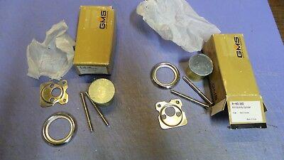 2 Gms R118d-26d Rim Dummy Cylinder 1-18 Satin Chrome Fits Schlage Yale Best