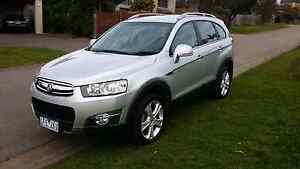 2011 Holden captive lx7 v6 petrol Arthurs Seat Mornington Peninsula Preview