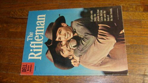 RIFLEMAN #6, 1961 DELL COMIC, VERYGOOD