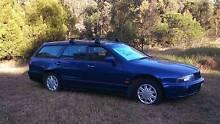 2002 Mitsubishi Magna Wagon Boulder Kalgoorlie Area Preview