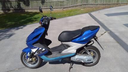 2003 Yamaha Aerox R