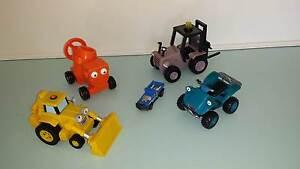Bob the builder toys Garbutt Townsville City Preview